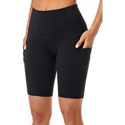 Oalka Yoga Shorts