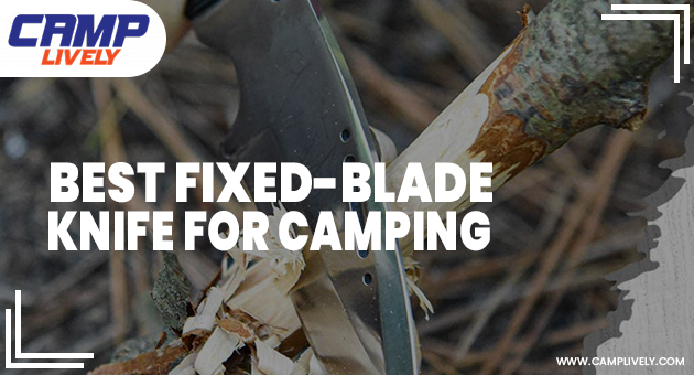 Best Fixed-Blade Knife for Camping