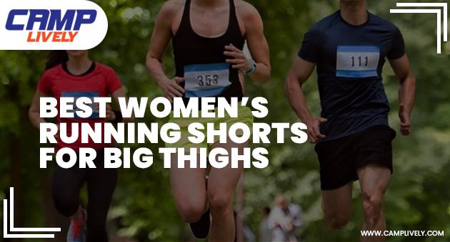 Best Women's Running Shorts for Big Thighs