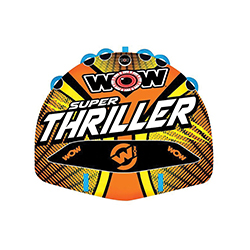 Wow Watersports Thriller Water Towable Tube