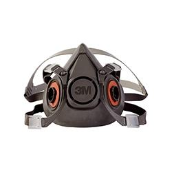3M Half Face Piece Reusable Respirator