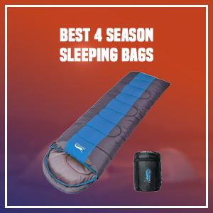 Best 4 Season Sleeping Bags