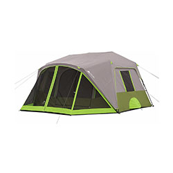Ozark Trail 9 Instant Cabin Tent with Screen Room